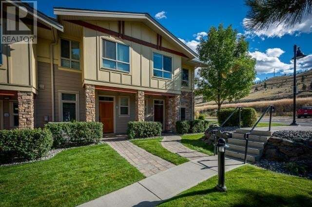 Townhouse for sale at 130 Colebrook Rd Unit 28 Tobiano British Columbia - MLS: 158417