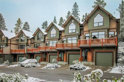 Townhouse for sale at 137 Wapiti Cs Unit 28 Canmore Alberta - MLS: C4289797