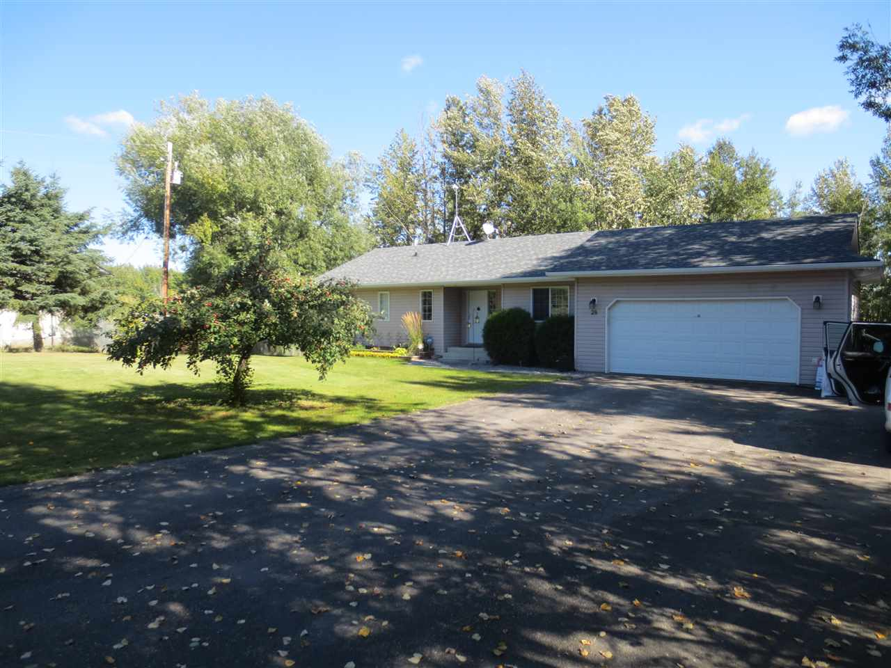 For Sale: 28 1511  Parkland Drive , Rural Parkland County, AB | 4 Bed, 3 Bath House for $499,000. See 23 photos!