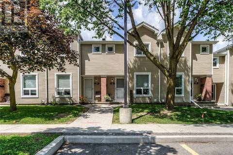 Townhouse for sale at 160 Rittenhouse Rd Unit 28 Kitchener Ontario - MLS: 30747818