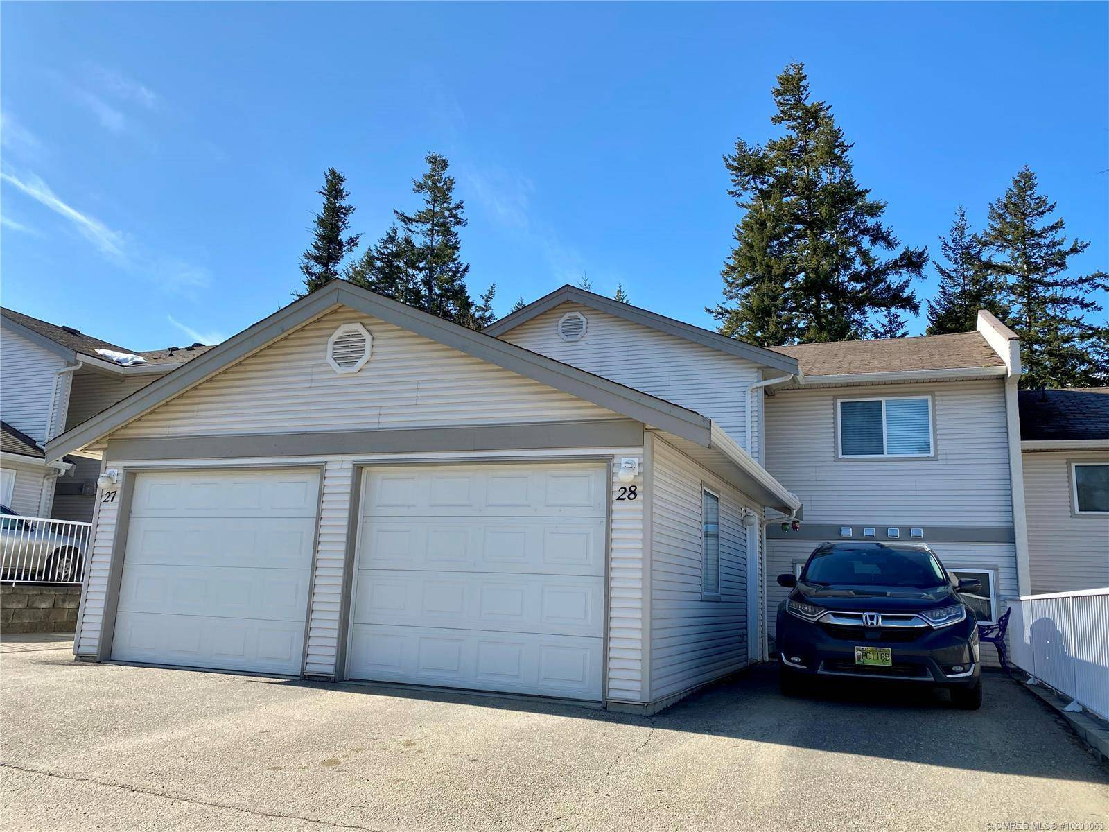 Townhouse for sale at 171 17 St Southeast Unit 28 Salmon Arm British Columbia - MLS: 10201063