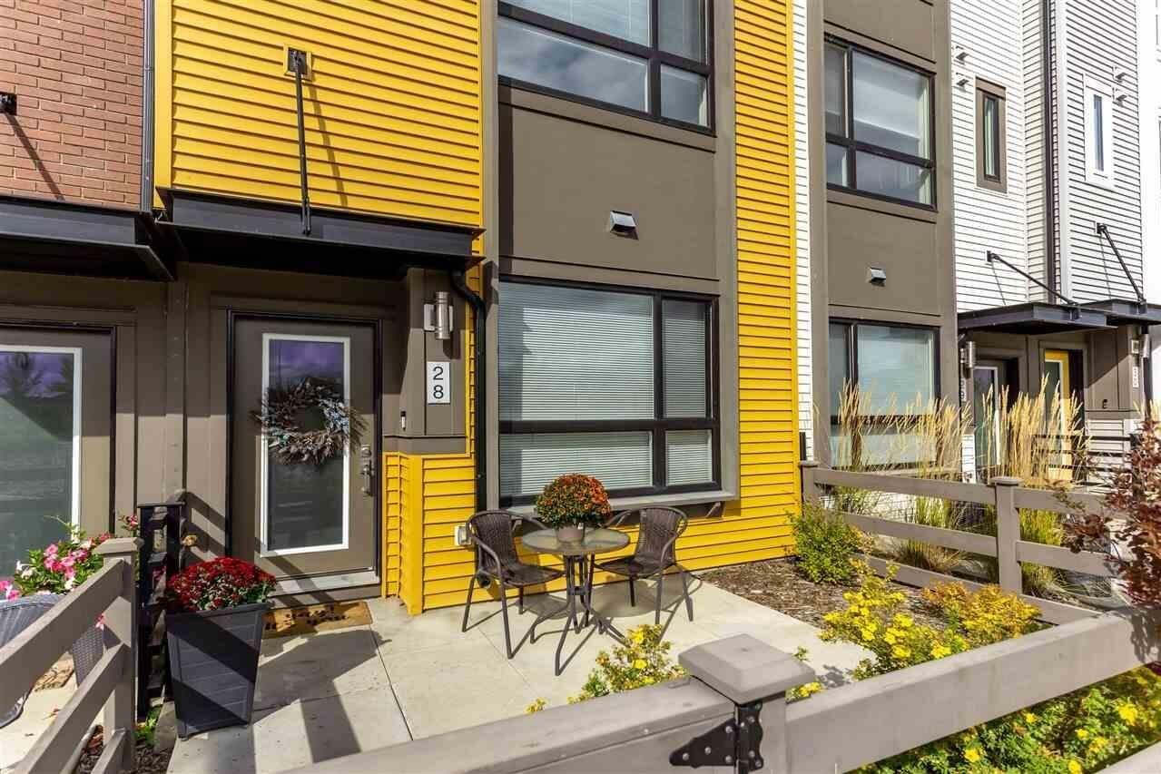 Townhouse for sale at 205 Mckenney Av Unit 28 St. Albert Alberta - MLS: E4214660