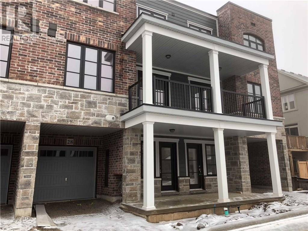 Townhouse for sale at 219 Dundas St East Unit 28 Waterdown Ontario - MLS: 30791180