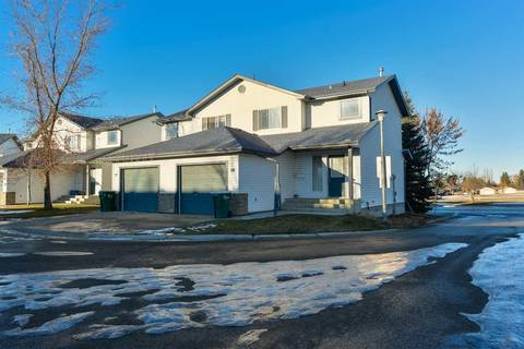 Townhouse for sale at 3 Grove Meadow Dr Unit 28 Spruce Grove Alberta - MLS: E4145534
