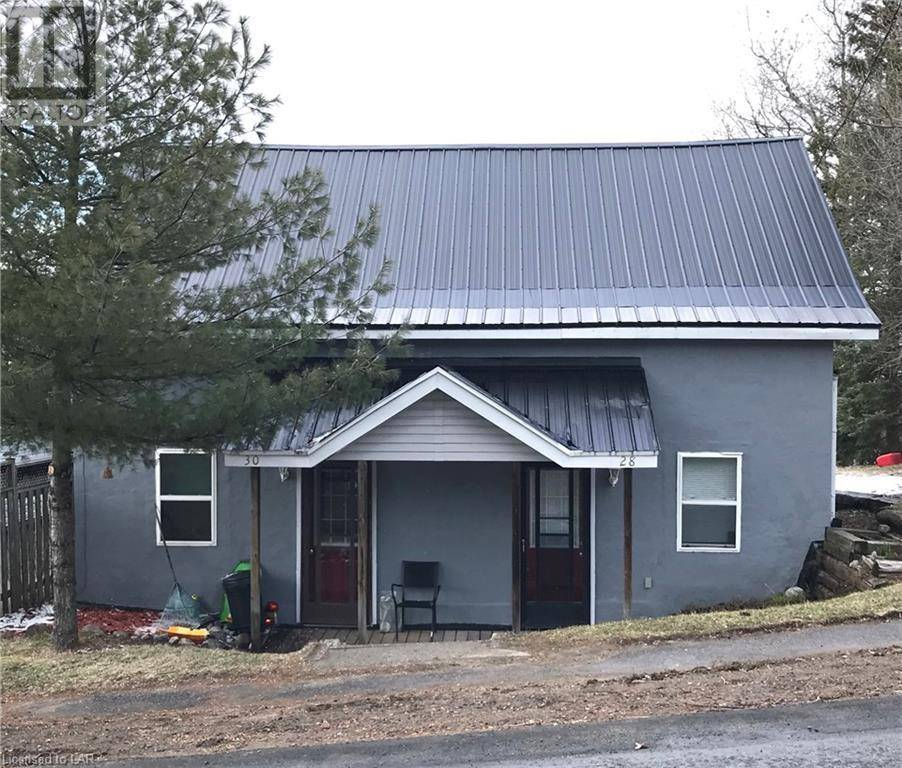 Townhouse for sale at 30 Caroline St West Unit 28 Huntsville Ontario - MLS: 255096