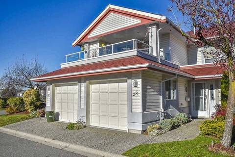 Townhouse for sale at 31406 Upper Maclure Rd Unit 28 Abbotsford British Columbia - MLS: R2351323