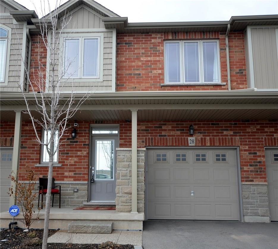 For Sale: 28 - 380 Lake Street, Grimsby, ON | 3 Bed, 3 Bath Townhouse for $449,900. See 49 photos!