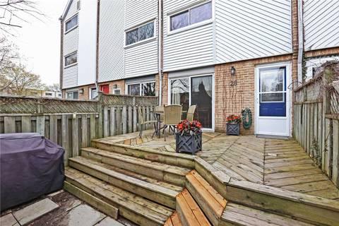 Condo for sale at 41 Battenberg Ave Unit 28 Toronto Ontario - MLS: E4440583