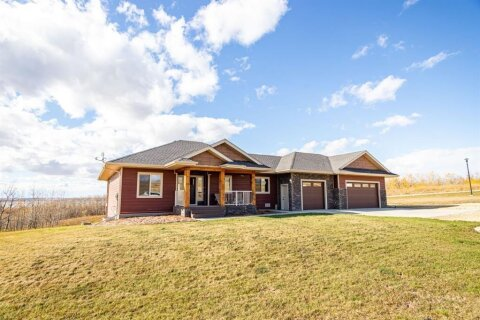 House for sale at 28 420069 Range Road 284 Rd Rural Ponoka County Alberta - MLS: A1041641