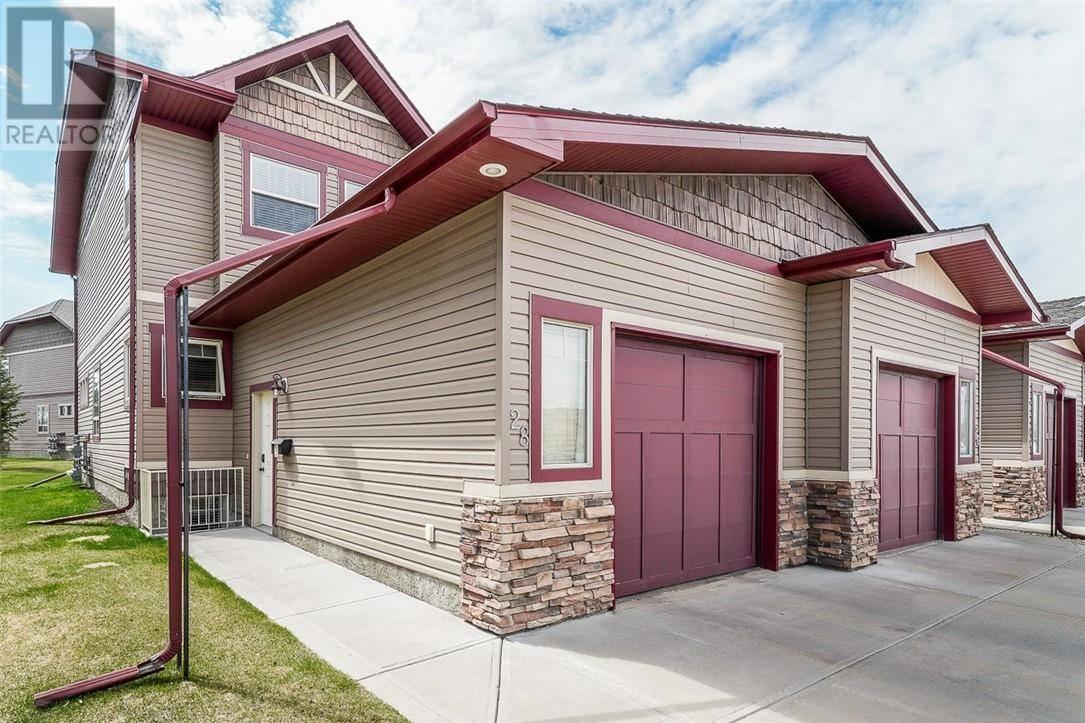 Buliding: 45 Ironstone Drive, Red Deer, AB