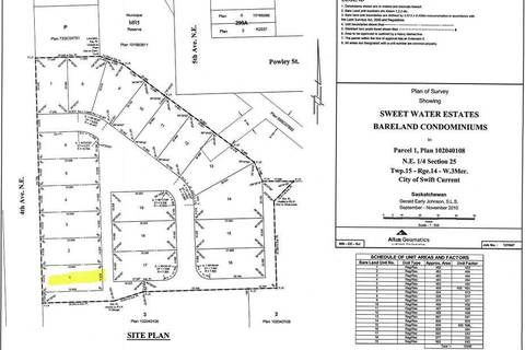 Home for sale at 533 4th Ave NE Unit 28 Swift Current Saskatchewan - MLS: SK789199
