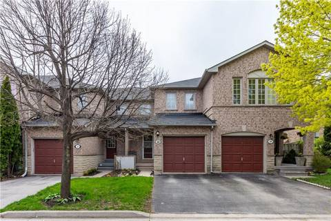 Townhouse for sale at 5555 Prince William Dr Unit 28 Burlington Ontario - MLS: H4054059