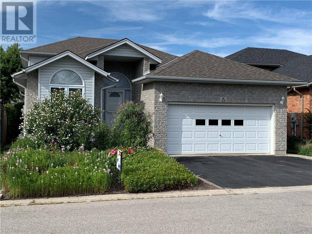 House for sale at 59 Eagle Dr Unit 28 Stratford Ontario - MLS: 30752601
