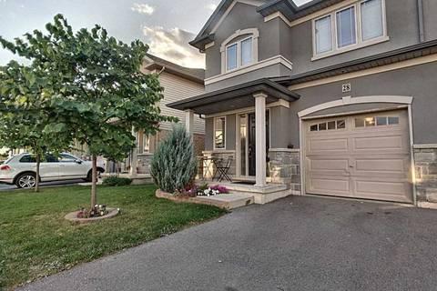 Townhouse for sale at 618 Rymal Rd Unit 28 Haldimand Ontario - MLS: X4599397