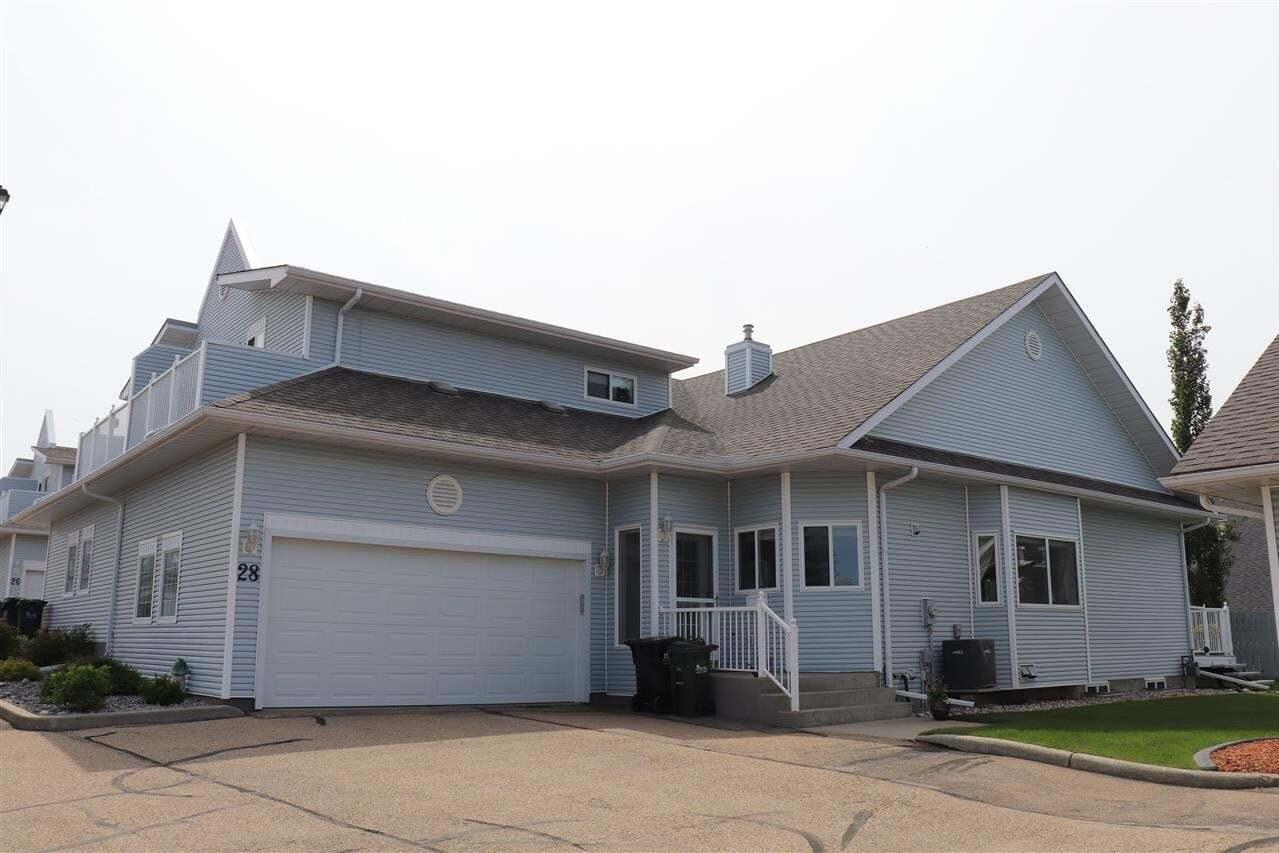 Townhouse for sale at 65 Cranford Dr Unit 28 Sherwood Park Alberta - MLS: E4201184
