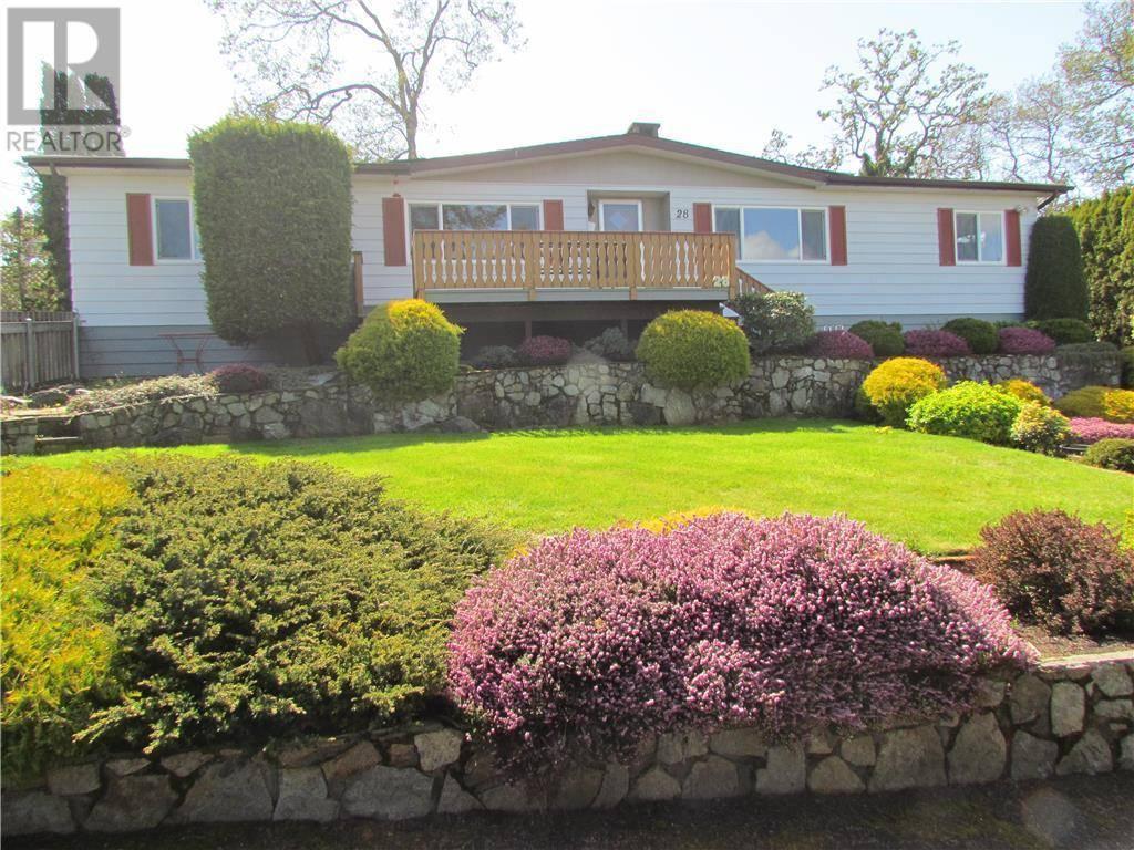 Home for sale at 70 Cooper Rd Unit 28 Victoria British Columbia - MLS: 424416