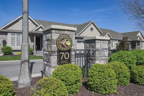 Townhouse for sale at 70 Elmwood Ave Unit 28 Welland Ontario - MLS: X4771891
