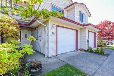 Townhouse for sale at 717 Aspen Rd Unit 28 Comox British Columbia - MLS: 455622