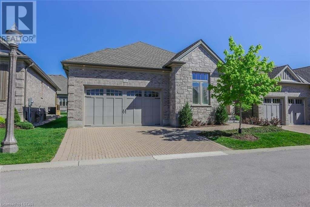 House for sale at 725 Eagletrace Dr Unit 28 London Ontario - MLS: 270564