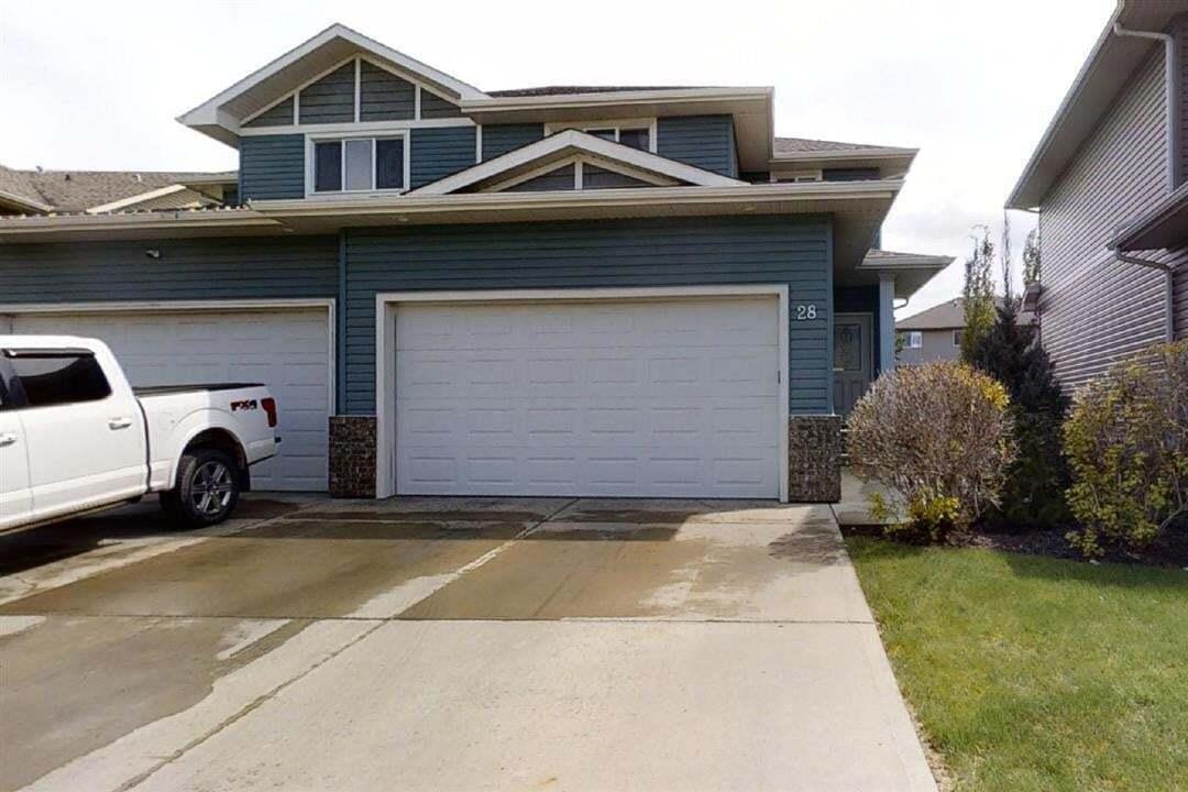 Townhouse for sale at 735 85 St SW Unit 28 Edmonton Alberta - MLS: E4199412