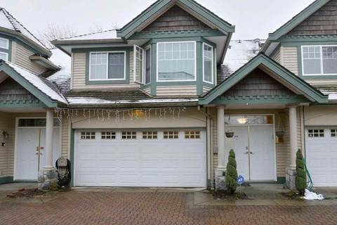 Townhouse for sale at 7600 Blundell Rd Unit 28 Richmond British Columbia - MLS: R2435474