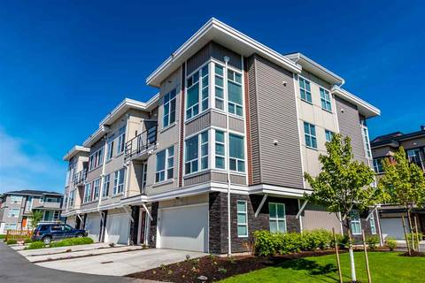 Townhouse for sale at 8466 Midtown Wy Unit 28 Chilliwack British Columbia - MLS: R2453551