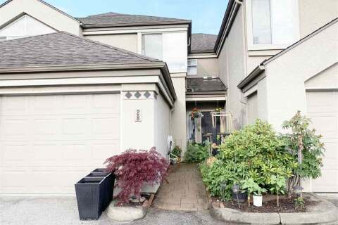 Townhouse for sale at 9800 Kilby Dr Unit 28 Richmond British Columbia - MLS: R2472654