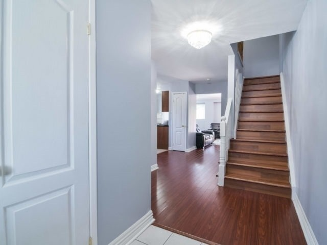 For Sale: 28 Abell Drive, Brampton, ON | 4 Bed, 3 Bath Townhouse for $579,900. See 15 photos!