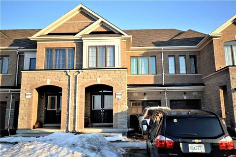 Townhouse for rent at 28 Adventura Rd Brampton Ontario - MLS: W4700767