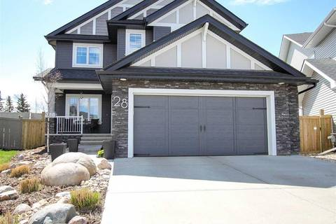 House for sale at 28 Altadena Pt Sherwood Park Alberta - MLS: E4156529