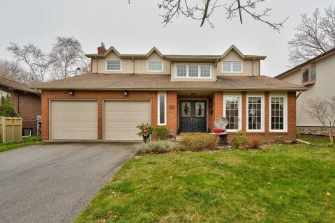 House for sale at 28 Arkendo Dr Oakville Ontario - MLS: W5001974