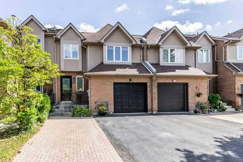 Townhouse for sale at 28 Ashbrook Wy Brampton Ontario - MLS: W4575883