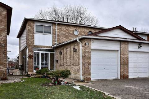 Townhouse for sale at 28 Ashcroft Ct Vaughan Ontario - MLS: N4669577