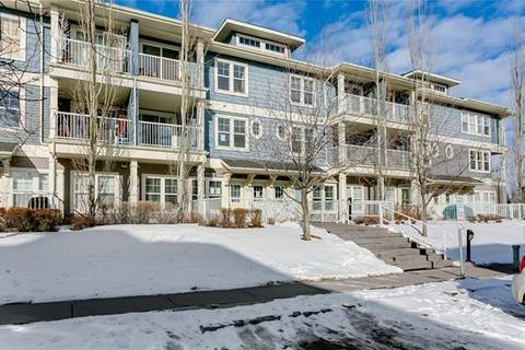 Townhouse for sale at 28 Auburn Bay Common Southeast Calgary Alberta - MLS: C4284635