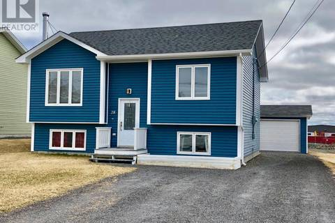 House for sale at 28 Bare Mountain Rd Clarenville Newfoundland - MLS: 1195737