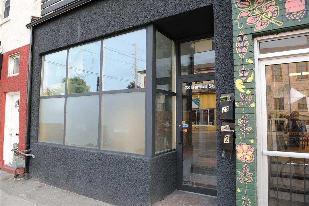 Commercial property for lease at 28 Barton St E Hamilton Ontario - MLS: H4088796