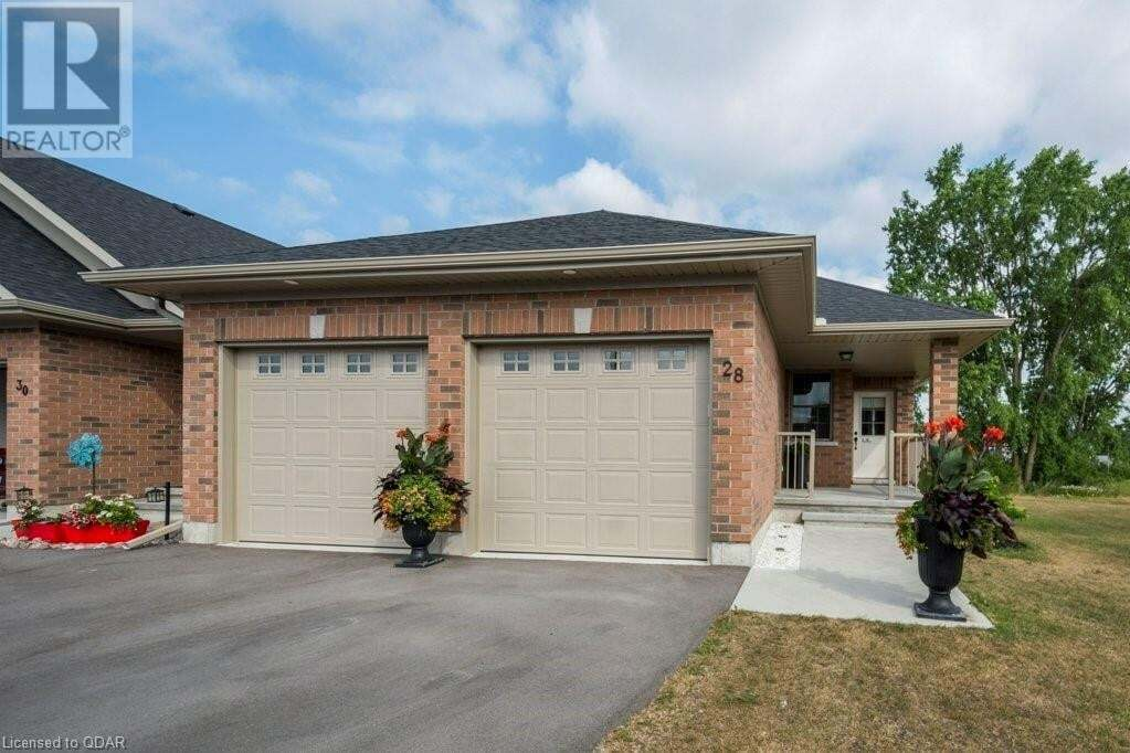 Townhouse for sale at 28 Berwick St Stirling Ontario - MLS: 276633