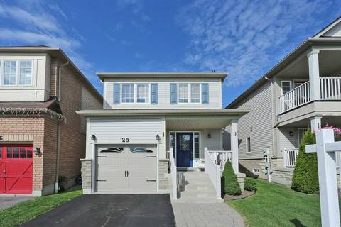 House for sale at 28 Bettina Pl Whitby Ontario - MLS: E4547772