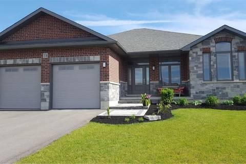 House for sale at 28 Bevan Dr Belleville Ontario - MLS: 1136274