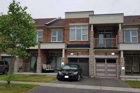 Townhouse for rent at 28 Black Locust Dr Markham Ontario - MLS: N4516597