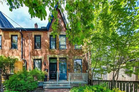 Townhouse for sale at 28 Blong Ave Toronto Ontario - MLS: E4770633