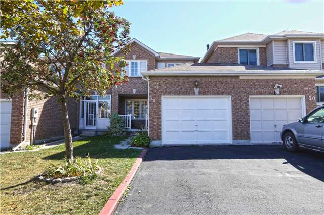 For Sale: 28 Blue Spruce Street, Brampton, ON | 3 Bed, 3 Bath Home for $585,000. See 20 photos!