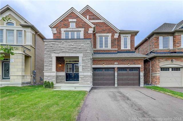 House for sale at 28 Bolsby Court Aurora Ontario - MLS: N4277519