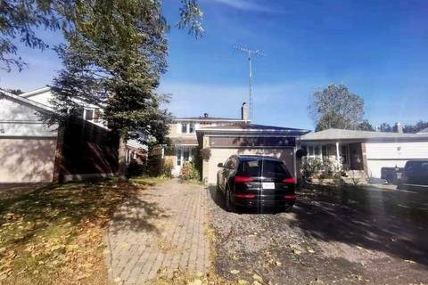 House for rent at 28 Bushcroft Grve Toronto Ontario - MLS: E4624211