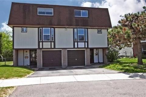 Townhouse for rent at 28 Calora Ct Toronto Ontario - MLS: E4492647