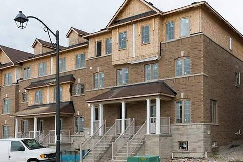 Townhouse for rent at 28 Camilleri Rd Ajax Ontario - MLS: E4687300