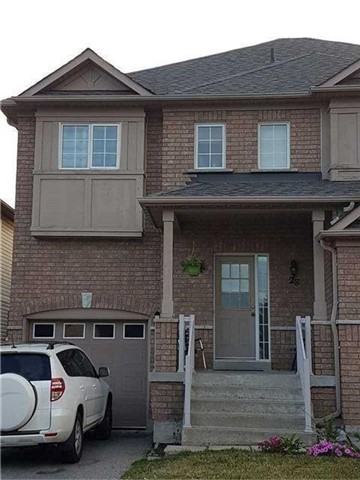 For Rent: 28 Candlebrook Drive, Whitby, ON | 3 Bed, 3 Bath Townhouse for $1,925. See 1 photos!