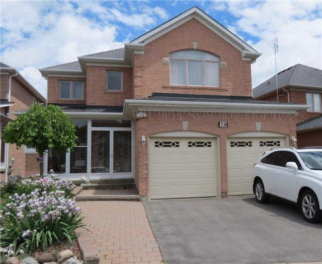 Sold: 28 Caramel Crescent, Richmond Hill, ON
