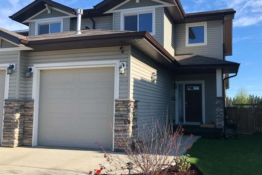 Townhouse for sale at 28 Carlson Pl Red Deer Alberta - MLS: A1002367