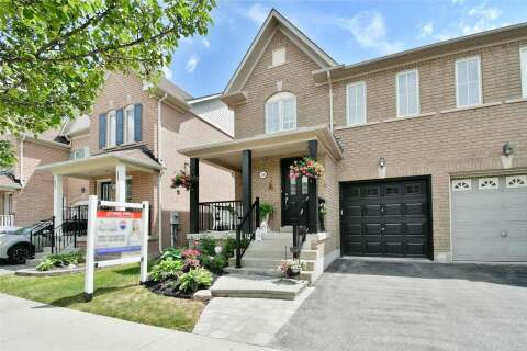 Townhouse for sale at 28 Carpendale Cres Ajax Ontario - MLS: E4807947